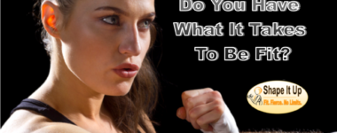 Mental Toughness – Do You Have What It Takes To Be Fit?
