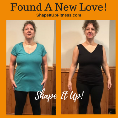 Michelle Success Story Shape It Up!