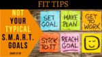 S.M.A.R.T. Goals from Shape It Up