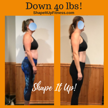 Janet Success Story Shape It Up!