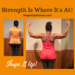 Annamarie Success Story Shape It Up!