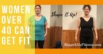 Over 40 women can get fit - Michelle Nicole Simonin Shape It Up