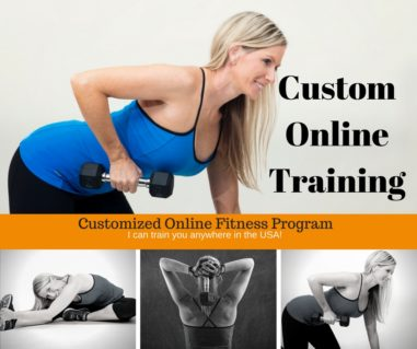 Online training - Shape It Up