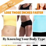 Know Your Body Type for Faster Weight loss Shape It Up Fitness Nicole Simonin