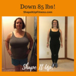 Jessica Success Story Shape It Up!