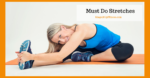 Must Do Stretches Shape It Up Nicole Simonin