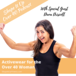Diana Driscoll - Vibrant1Activewear- Nicole Simonin Shape It Up Fitness