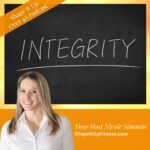 Integrity Shape It Up Over 40 Podcast Nicole Simonin