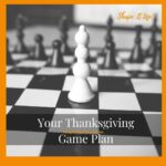 Your Thanksgiving Game Plan Nicole Simonin Shape It Up